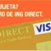 Promoción Tarjeta Visa Oro de ING direct