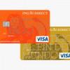 Tarjeta Visa Oro de ING Direct