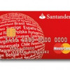 Tarjetas crédito Santander
