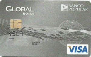 Tarjetas Banco Popular