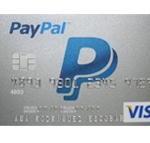 Tarjetas Paypal