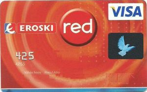 Eroski Red Visa