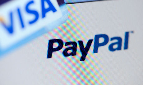 Tarjeta de Crédito PayPal