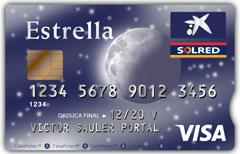 visa de la caixa: