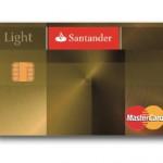 Tarjeta Santander Light