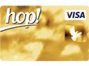 Tarjeta Visa Hop Banco Pastor