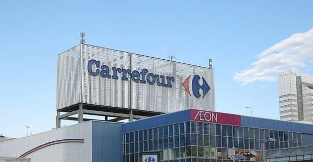 Tarjeta Visa Pass de Carrefour.