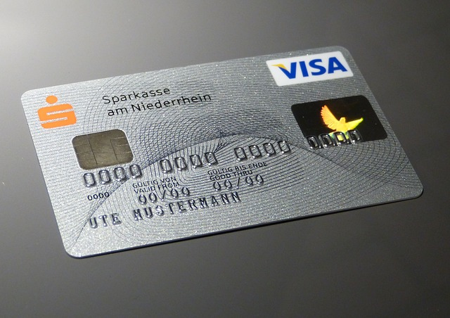 Tarjetas de crédito online