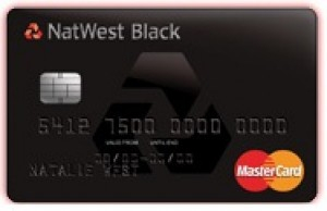 NatWest Black MasterCard